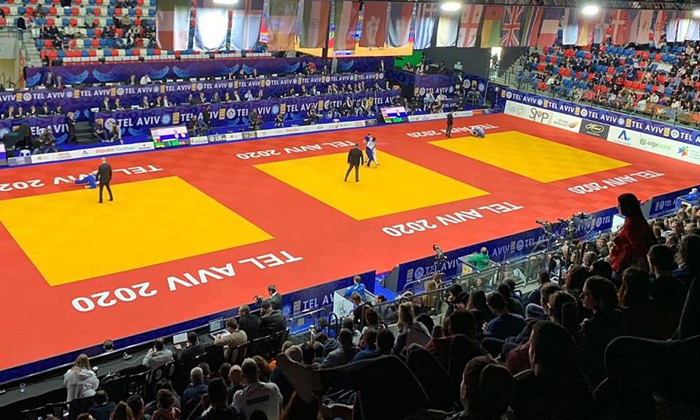 Grand Prix de Tel Aviv de judô ao vivo Mundial de Budapeste judô atletas Tóquio