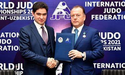 Mundial de judô em 2021 será em Tashkent, capital do Uzbequistão