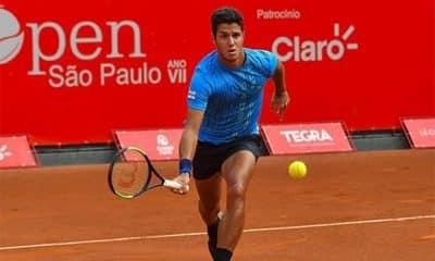 Mateus Alves vai a final do ITF de Cancún