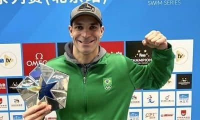 Nicholas Santos campeão Champions Series Pequim China