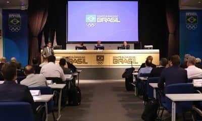 Reunião entre o Comitê Olímpico do Brasil e confederações sobre planejamento estratégico para Tóquio 2020