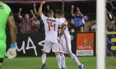 São Paulo pega o Oeste pela Copa São Paulo ao vivo