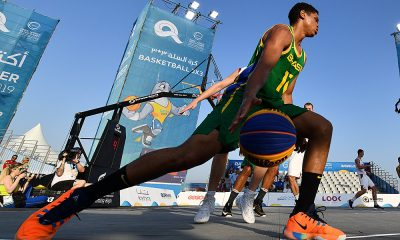 Seleção masculina de basquete 3x3 vai disputar o Pré-Olímpico na Índia
