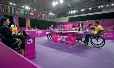 Tênis de mesa paralímpico