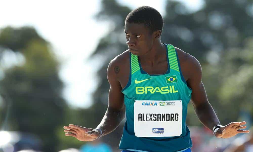 Alexsandro Melo - Sul-Americano Indoor
