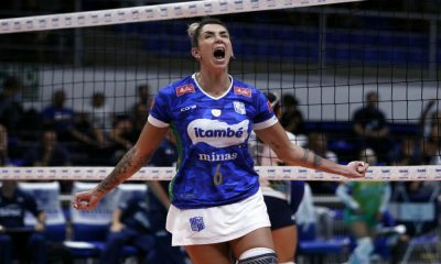 Thaisa - Minas - Superliga