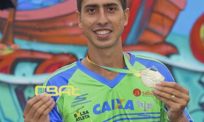 Caio Bonfim - Copa Brasil de Marcha Atlética