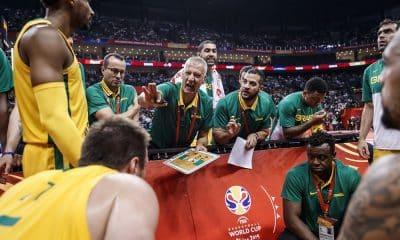 Aleksandar Petrovic técnico da seleção brasileira de basquete masculino mundial guy peixoto cbb