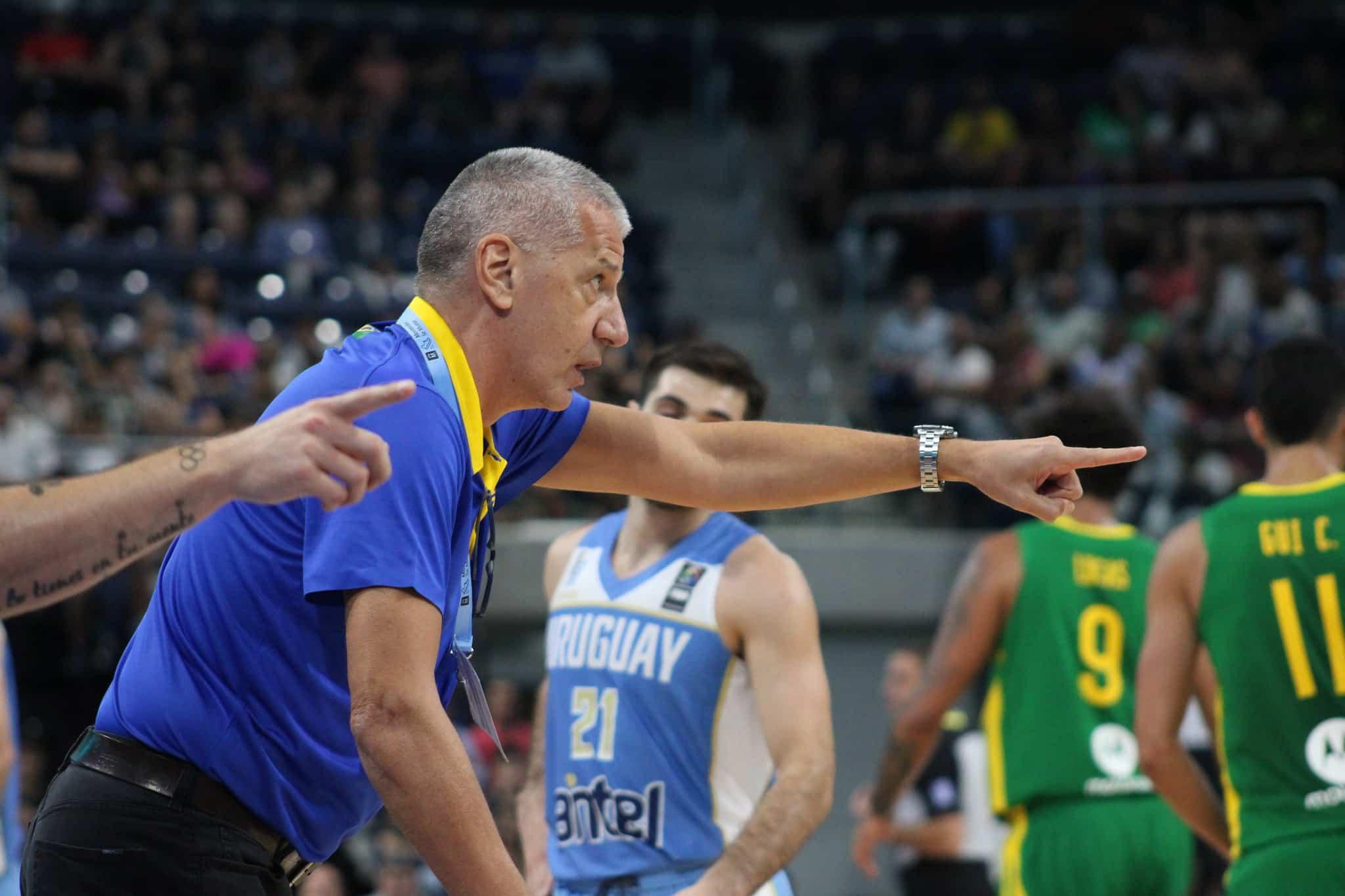 Seleção Brasileira masculina de basquete pré olímpico de basquete