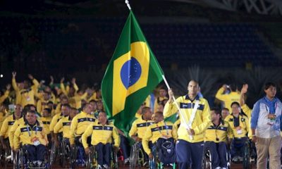 Delegação Paralímpica Brasileira - Paralimpíadas Tóquio