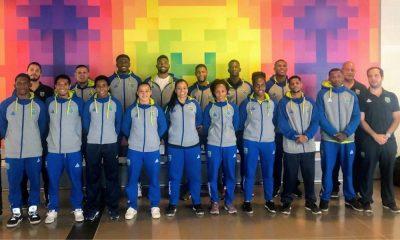 A Equipe Olímpica Permanente do boxe brasileiro embarcou neste final de semana para Bogotá, na Colômbia, para a etapa final de preparação para o Pré-Olímpico das Américas (1)