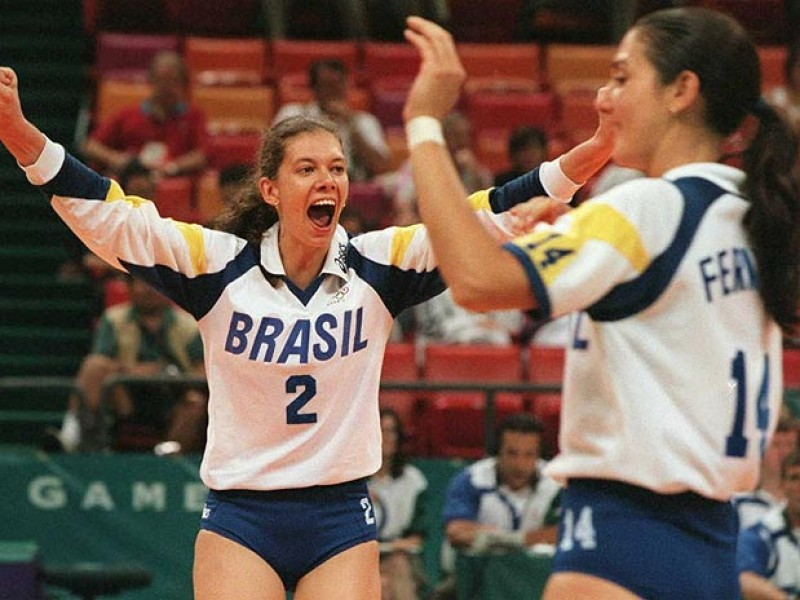 Ana Moser debate futuro do esporte