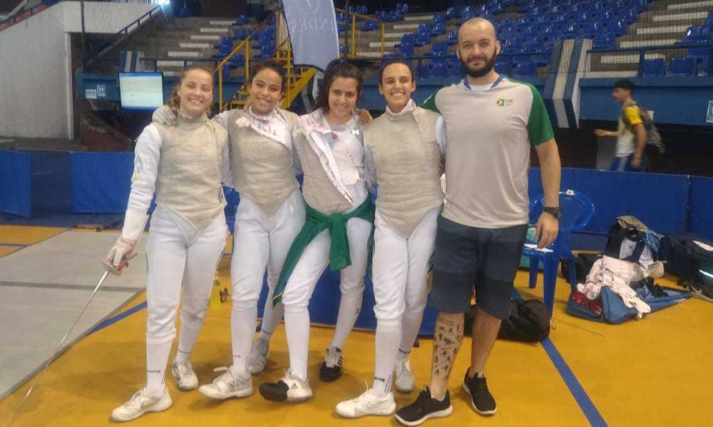 Brasil fica em 4º duas vezes no Pan-Americano cadete e juvenil