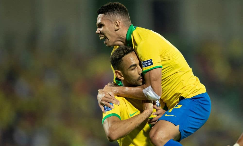 Brasil x Argentina - Pré-Olímpico tabela jogos olímpicos tóquio 2020 futebol masculino