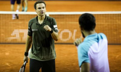 Bruno Soares Rio Open