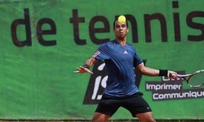 Daniel Dutra é campeão nas duplas no ITF de Weston