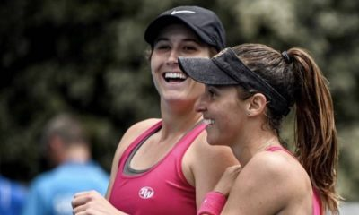 Luisa Stefani vence irmãs Pliskova e vai às quartas em Dubai