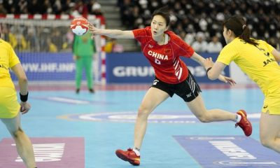 Seleção de handebol feminino da China