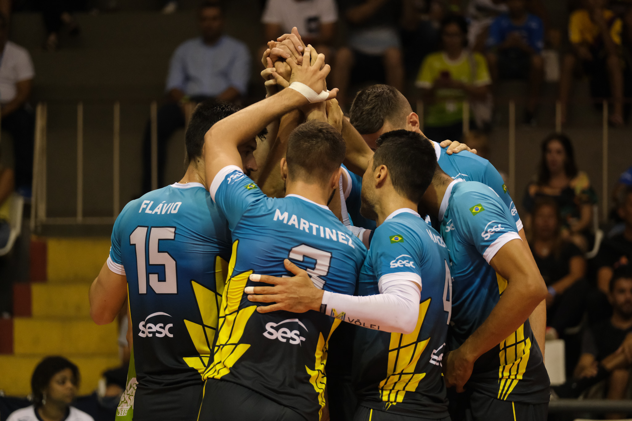 Sada Cruzeiro x Sesc RJ - Superliga Masculina