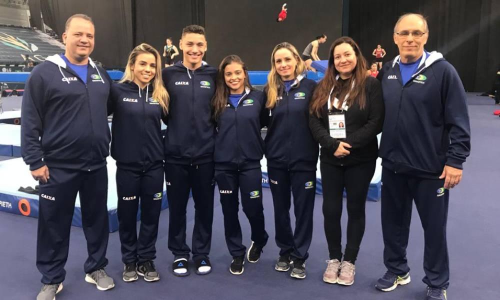 Em busca de vagas olímpicas, Seleção estreia em Baku no sábado