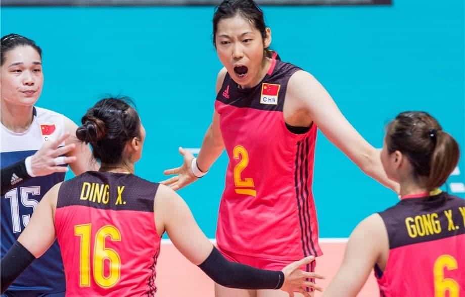 tabela do torneio de vôlei feminino dos Jogos Olímpicos Tóquio 2020