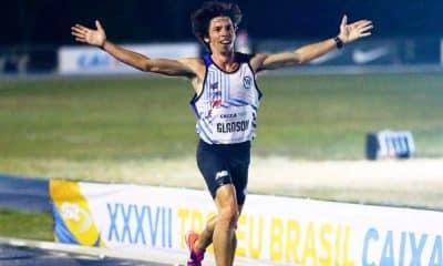 Gladson Barbosa é eleito presidente da Comissão de Atletas