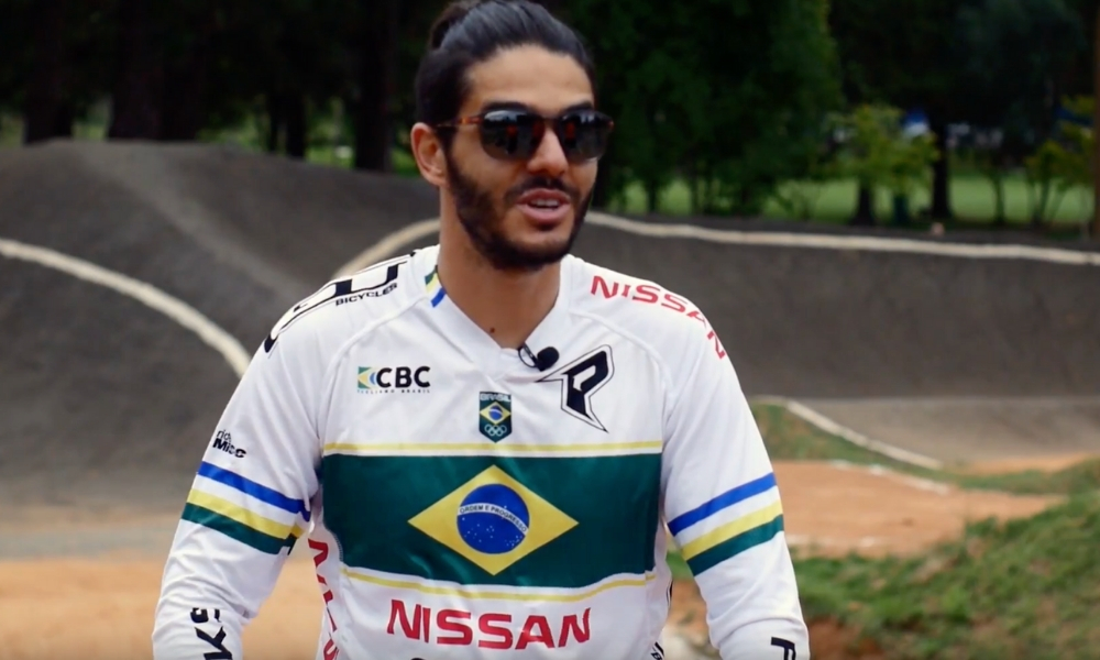 Conheça mais sobre Renato Rezende, ciclista que representará o Brasil no Ciclismo BMX masculino nos Jogos Olímpicos de Tóquio 2020