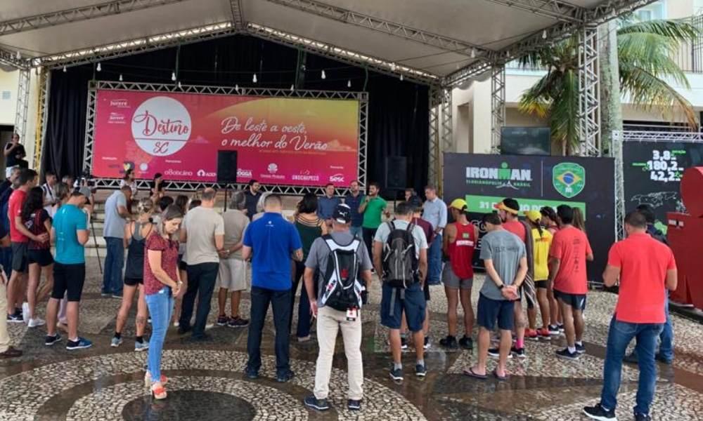 Ironman 2020 é lançado em Florianópolis nesta quarta-feira em Florianópolis