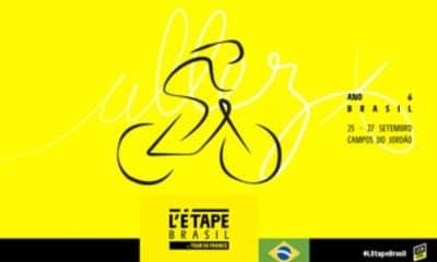 L'Étape Brasil by Tour de France lança identidade