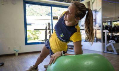 Luisa Stefani integra Time Brasil para a Fed Cup