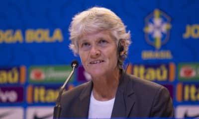 Pia Sundhage convoca Seleção para o Torneio da França