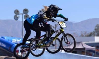 Priscilla Stevaux vai à Argentina para disputa de competições de BMX