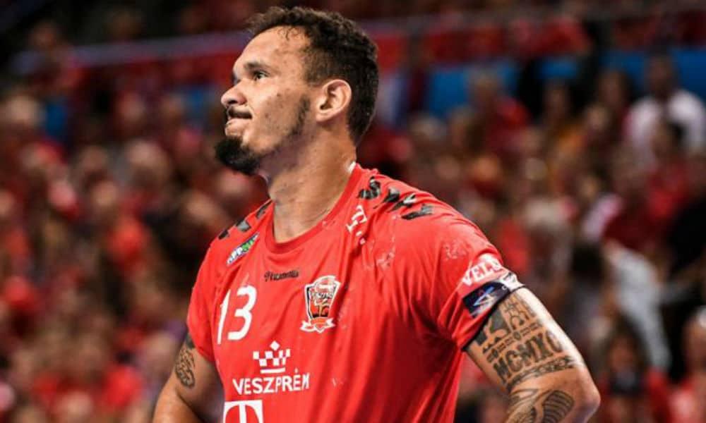 Rogério Moraes - Champions LEague de handebol masculino
