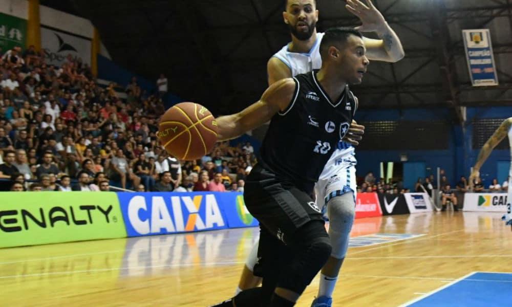 Rio Claro x Botafogo - NBB