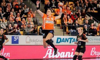TIme de Jéssica Quintino bate o de Alexandra na COpa EHF