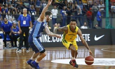 Ao vivo: Brasil x Uruguai - Eliminatórias da Americup de basquete