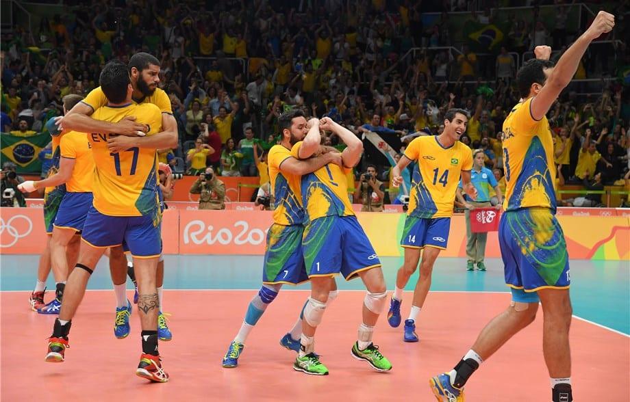 seleção brasileira de Vôlei masculino Rio 2016 - Wallace - Jogos Olímpicos de Tóquio 2020 - Olimpíada -