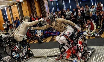Coronavírus gera cancelamento de dois torneios de esgrima em cadeira de roda que seriam disputados em São Paulo