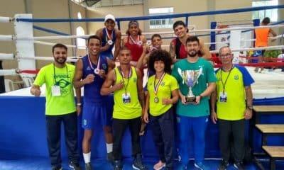 Seleção Boxe - Copa Independência