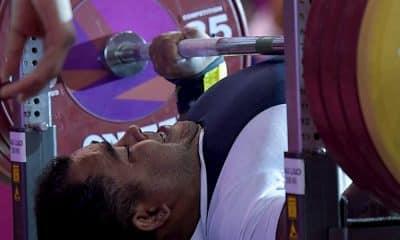 Brasil vai participar da Etapa da Copa do Mundo da Nigéria no halterofilismo paralímpico