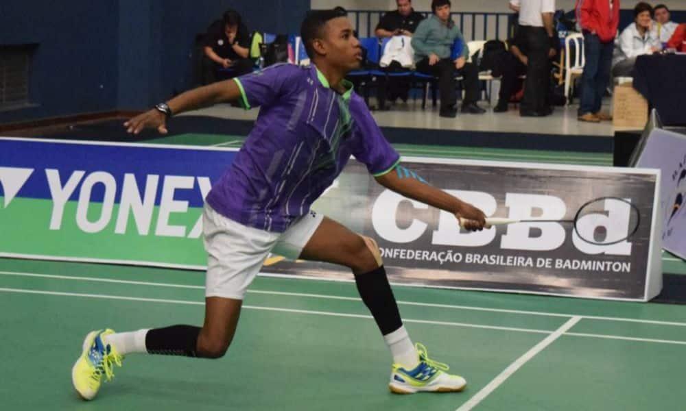 Brazil Internacional de badminton