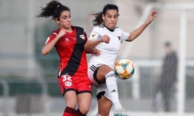 Tacón, time da meia Thaisa, venceu o Rayo Vallecano e avançou na Copa da Rainha - Foto: Reprodução/Instagram