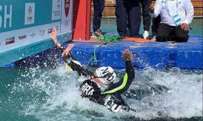 Ana Marcela Cunha é prata na etapa de Doha do Circuito Mundial FINA - Foto: Reprodução/FINA
