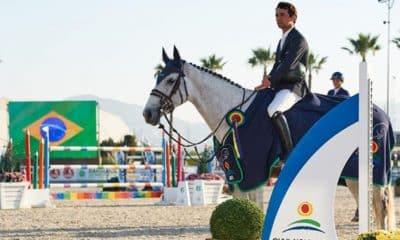 Marlon e Sweet Tricie venceram torneio na Espanha - Foto: clicophoto/ Herve Bonnaud