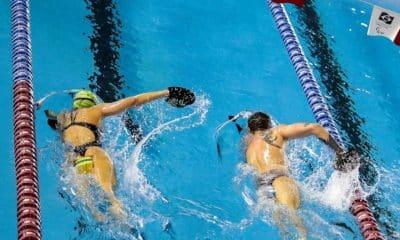 Nadadores brasileiros treinam no Centro Paralímpico de São Paulo - Foto: Alê Cabral/CPB