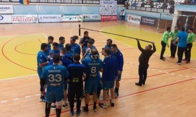 Dobrogea Sud, time de Fábio Chiuffa, venceu o Vaslui pelo Campeonato Romeno. (Foto: Divulgação)