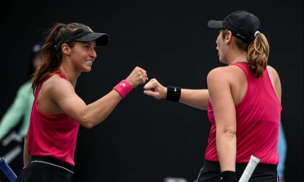 No jogo mais longo do dia, Luisa Stefani vence em Dubai