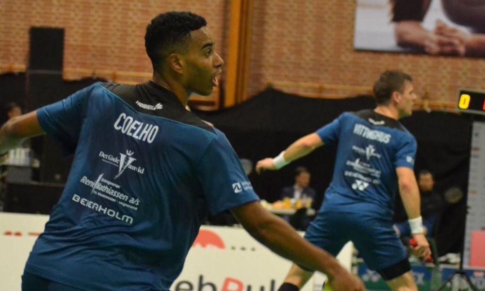 EM meio à pandemia, Ygor Coelho jogará Final 4 da Liga da Dinamarca pelo Hojbjerg