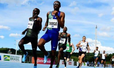 Thiago André quebra recorde brasileiro indoor dos 1.500m - Foto: Wagner Carmo/CBAt