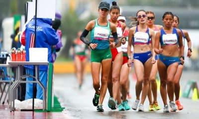 Érica de Sena volta a competir na Copa Brasil de marcha atlética depois de 9 anos. (Wagner Carmo/CBAt)